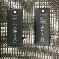 iPhone6の充電不良とバッテリー交換